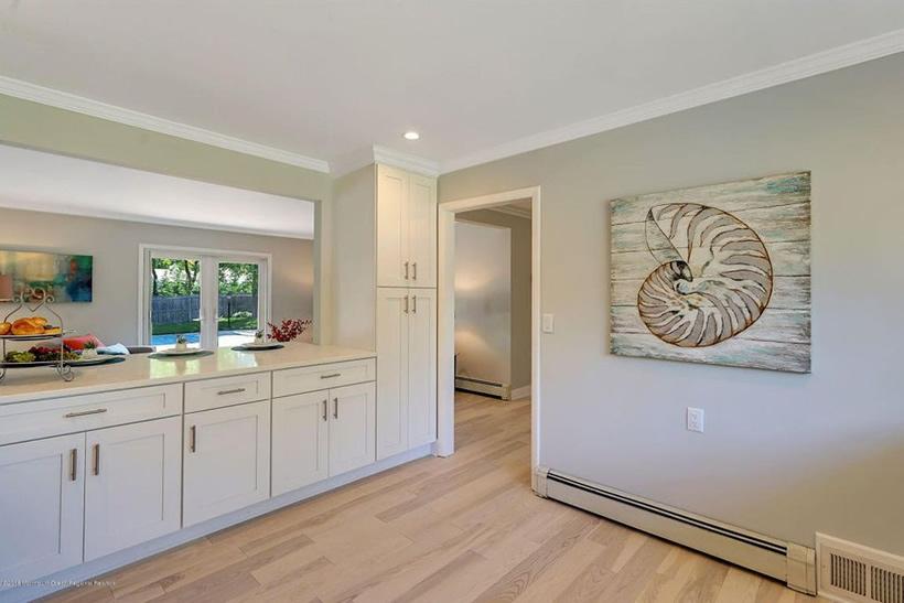 Brielle New Jersey Home Staging Photo