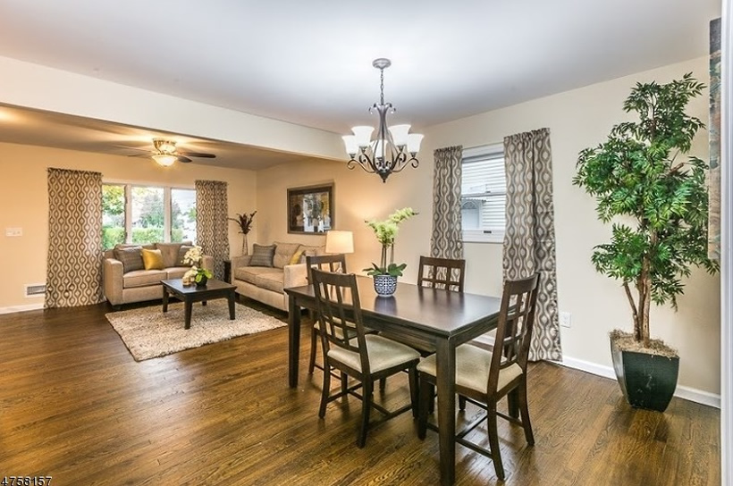 Clifton NJ Home Staging Photo