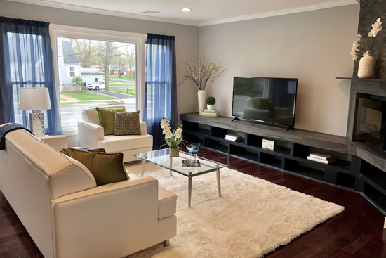 Fanwood, NJ Home Staging
