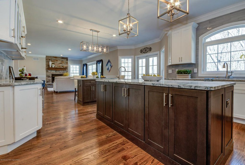 Freehold New Jersey Home Staging Photo