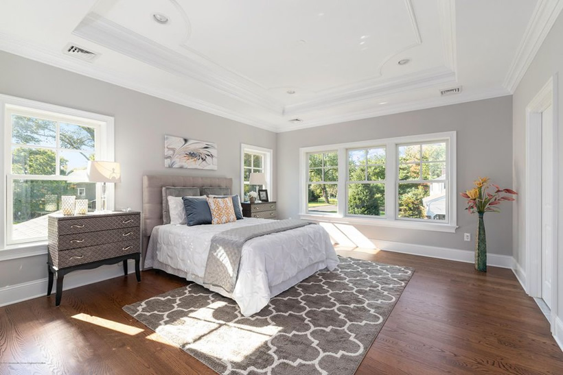 Little Silver New Jersey Home Staging Photo