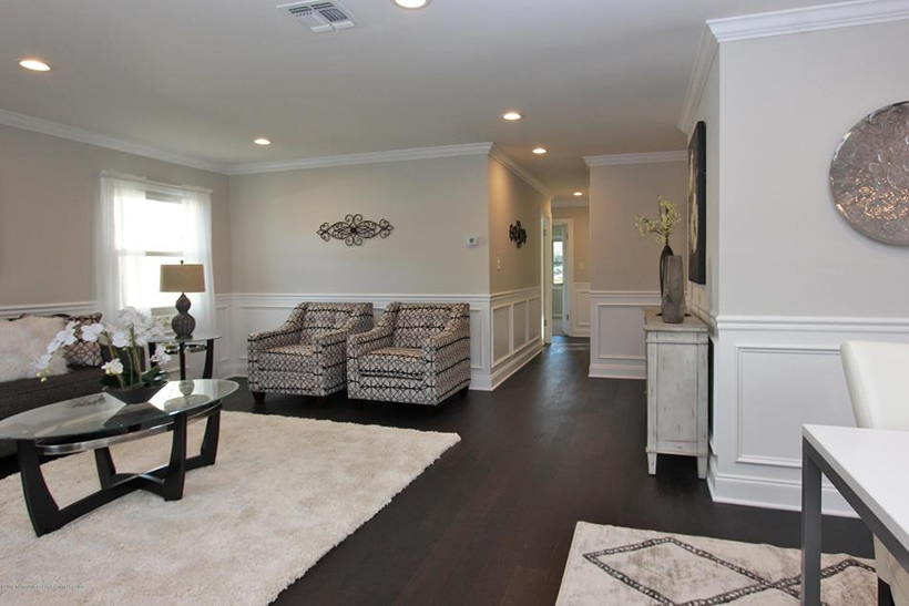 Matawan New Jersey Home Staging Photo